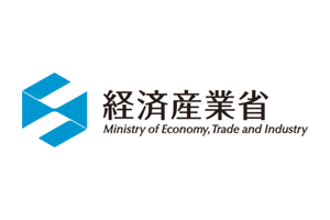 Ministry of Economy, Trade & Industry logo